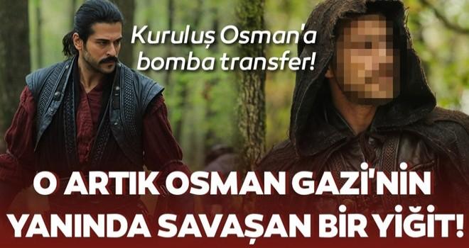 Kuruluş Osman'a bomba transfer! Kuruluş Osman'ın Konur Alp'i Eren Vurdem…