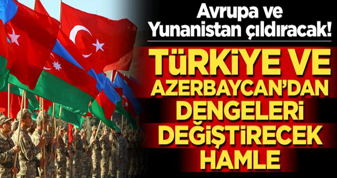 Azerbaycan Akdeniz Kalkanı'nda