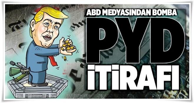 ABD medyasından PYD itirafı! .