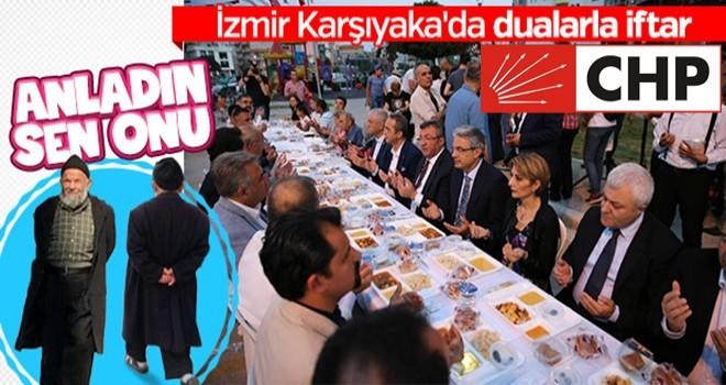 Karşıyaka Belediyesi'nden 2 bin kişilik iftar sofrası