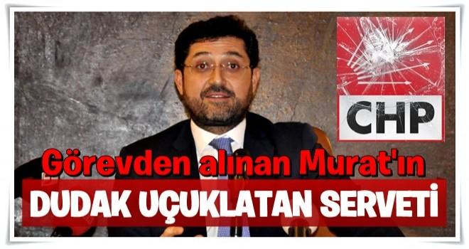 Görevlerinden uzaklaştırılan Murat Hazinedar'ın dudak uçuklatan serveti!