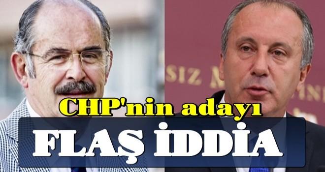 CHP'nin adayı Büyükerşen ya da İnce olacak!