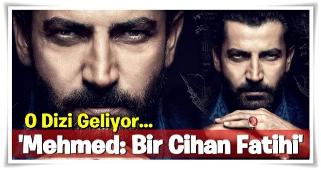 'Mehmed: Bir Cihan Fatihi' dizisi geliyor! İddialı kadrosu çok konuşulacak...