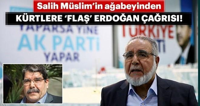 Salih Müslim'in ağabeyi Mustafa Müslim: Kürtler Recep Tayyip Erdoğan'ı desteklemelidir