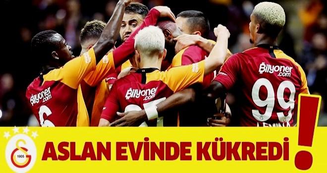 Galatasaray 2-0 Çaykur Rizespor.