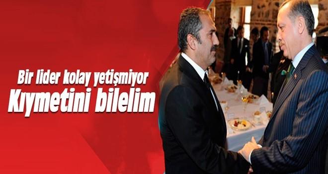 Yavuz Bingöl: Bir lider kolay yetişmiyor Erdoğan'ın kıymetini bilelım