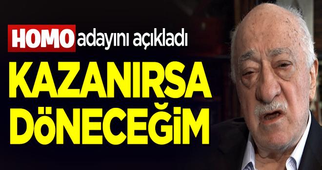 FETÖ elebaşı Gülen, ''muğarrem'' kazanırsa dönecekmiş!