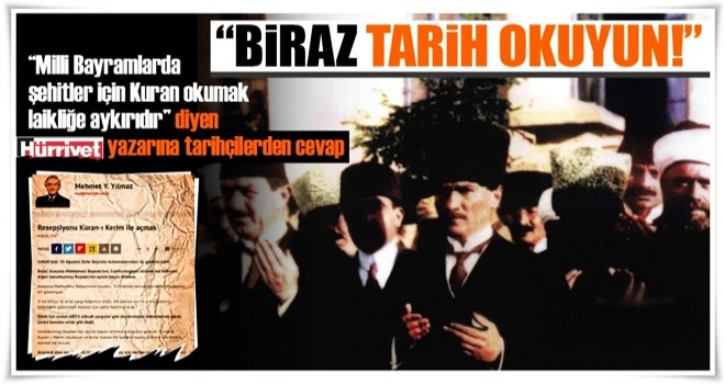Prof. Dr. Sofuoğlu: Atatürk meclisi dualarla açmıştır