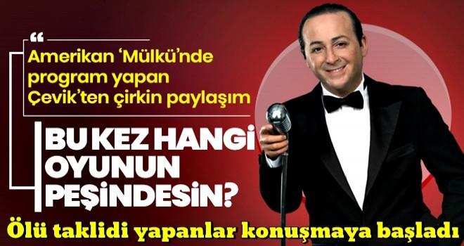 Tolga Çevik'ten AK Parti'nin itirazlarına tepki çeken yorum!