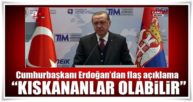 Cumhurbaşkanı Erdoğan: Tam bir başarı hikayesi