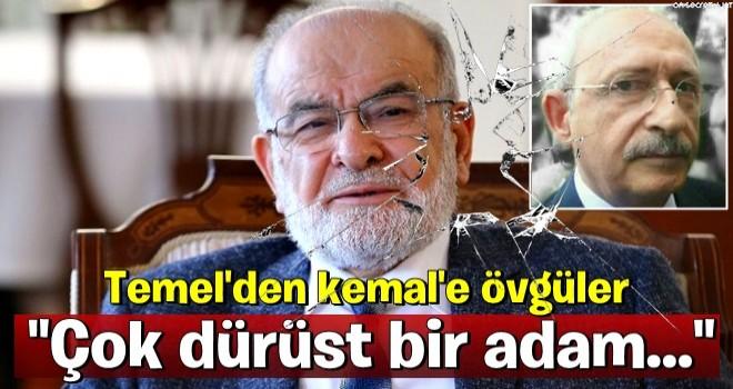 Karamollaoğlu'ndan Kılıçdaroğlu'na övgü!