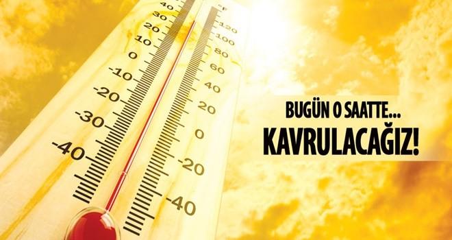 İstanbul kavrulacak!