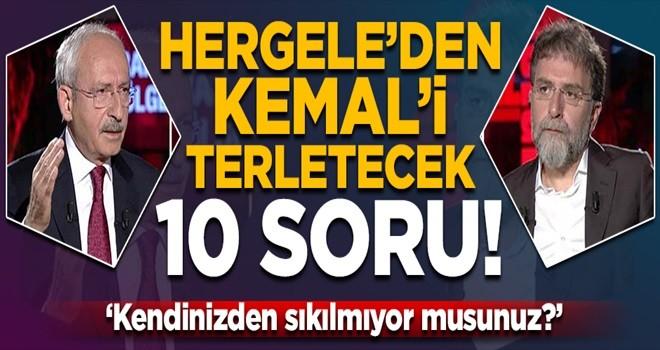 Hergele'den Kemal'i terletecek 10 soru!