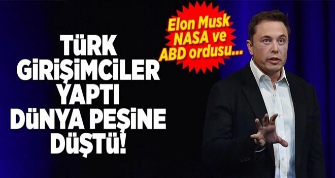 Türkler yaptı! İlk müşteriler ABD ordusu ve NASA oldu