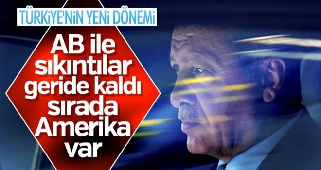 Başkan Erdoğan, yeni dönemin şifrelerini verdi