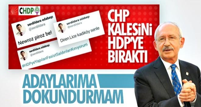 Kemal Kılıçdaroğlu tartışılan adayların arkasında