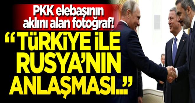 PKK elebaşı korktu!