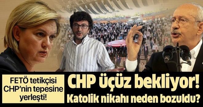 """CHP üçüz bekliyor! Selin Sayek Böke """"Katolik nikahını"""" neden bozdu? Taraf yazarı Yüksel Taşkın CHP'nin tepesine nasıl geldi?"""