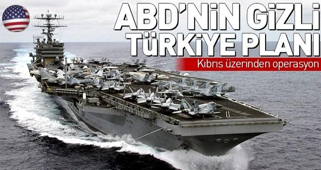 ABD'nin kirli planı! Türkiye'yi Kıbrıs'tan kuşatacak
