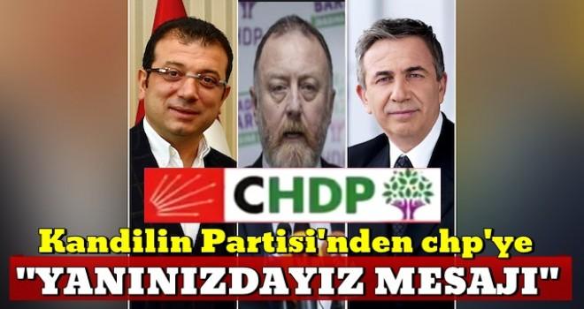 HDP Eş Başkanı Temelli: Mansur Yavaş bilecek ki eğer seçilmişse HDP oyları ile seçilmiştir