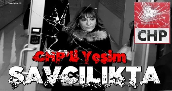 Başörtülüleri aşağılayan CHP'li Yeşim Meltem Şişli savcılığa ifade verdi