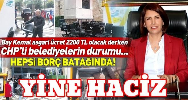 CHP'li Avcılar Belediyesi'ne 6 milyon TL'lik haciz .