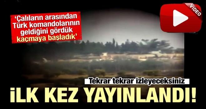 YPG'liler korkudan ne yapacaklarını şaşırdı!