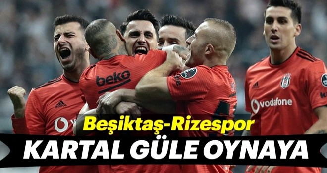 Beşiktaş evinde farklı kazandı