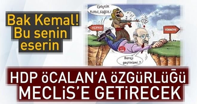 İşte CHP'nin eseri! HDP'li vekilden skandal açıklama