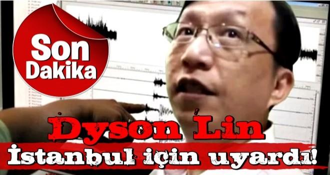 Deprem kahini Dyson Lin'den Silivri için kritik uyarı!