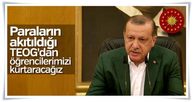 Cumhurbaşkanı Erdoğan ABD yolcusu