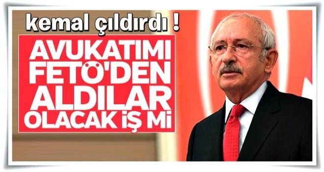 Kılıçdaroğlu'ndan avukatının gözaltına alınmasına tepki