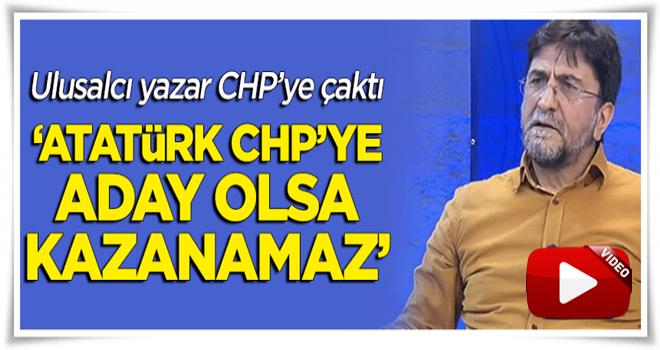 Nihat Genç'e göre Kemalist CHP HDP'li oldu