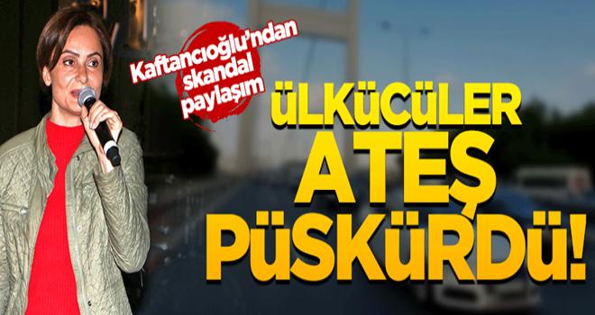 Zafer sarhoşu Kaftancıoğlu, Bahçeli'yi hedef aldı!