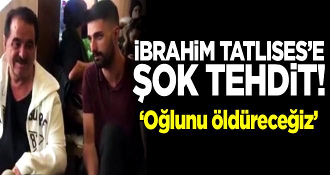İbrahim Tatlıses'e tehdit telefonu: