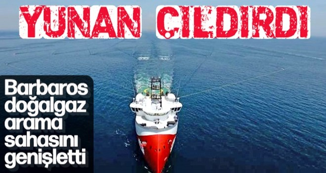 Türkiye doğalgaz arama sahasını büyüttü