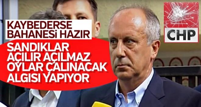 Muğarrem, CHP'li seçmeni uyardı