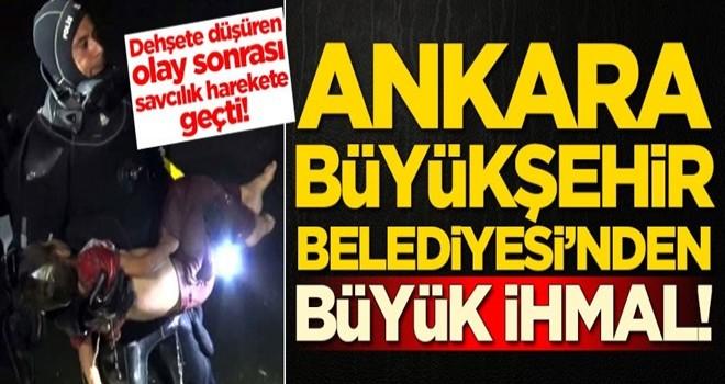 Ankara Büyükşehir Belediyesi'nden büyük ihmal! Dehşete düşüren olay sonrası savcılık harekete geçti