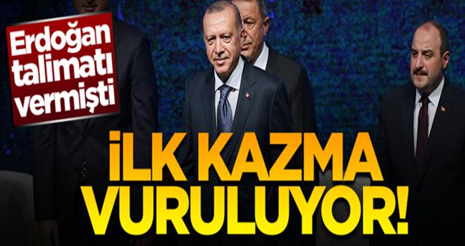 Erdoğan talimat vermişti... 15 Temmuz müzesi için İlk kazma vuruldu!