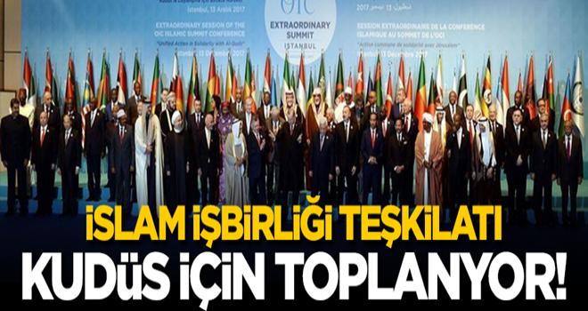 İslam İşbirliği Teşkilatı toplanıyor