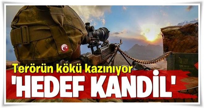 Bakan Çavuşoğlu: Operasyon sırası Kandil'e de gelecek