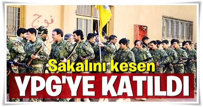 Sakalını kesen YPG'ye katıldı