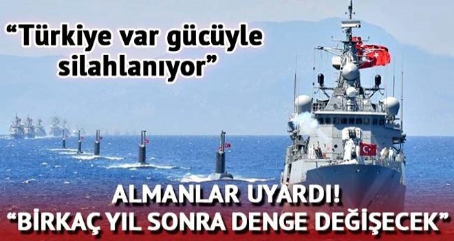 Alman basını: Türkiye, Yunanistan'dan çok güçlü bir hale gelecek