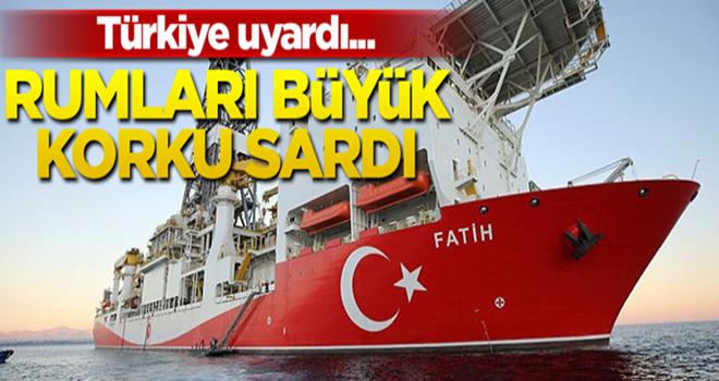 Rumlarda büyük korku! Türkiye uyardı