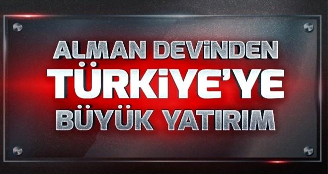 Sanayi ve Teknoloji Bakanı Mustafa Varank açıkldı! Bosch'tan Türkiye'ye büyük yatırım .
