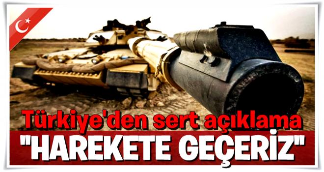Türkiye'den son dakika K.Irak açıklaması!