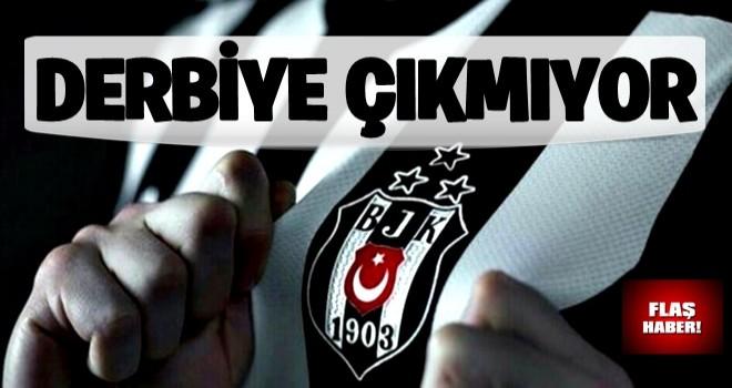Maça çıkmama kararı alan Beşiktaş'a ne ceza gelecek?