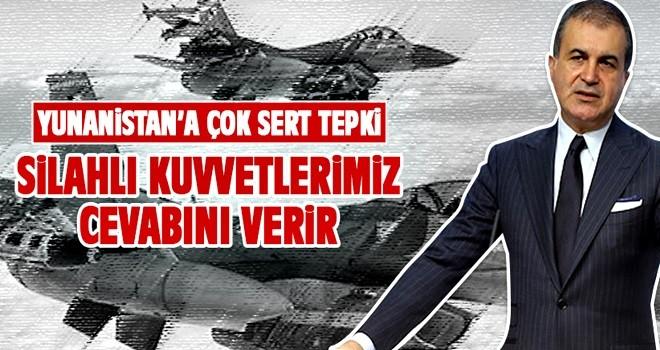 AK Parti'den Yunanistan'a çok sert uyarı