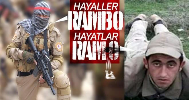 PKK'nın sözde özel kuvvetleri ele geçirildi