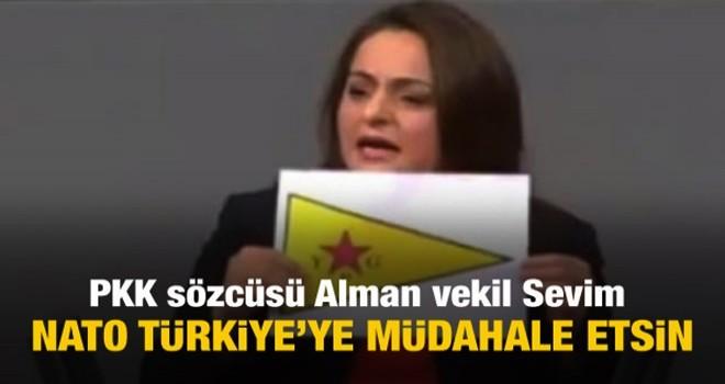 Dağdelen NATO'yu Türkiye'ye müdahaleye çağırdı